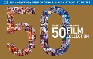warner brothers 50 disc movies